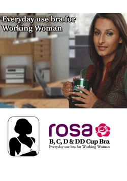 Combo Pack of Rosa and Teenager Bra