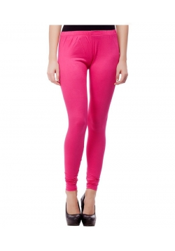 Smart Rabbit Pink Cotton Leggings